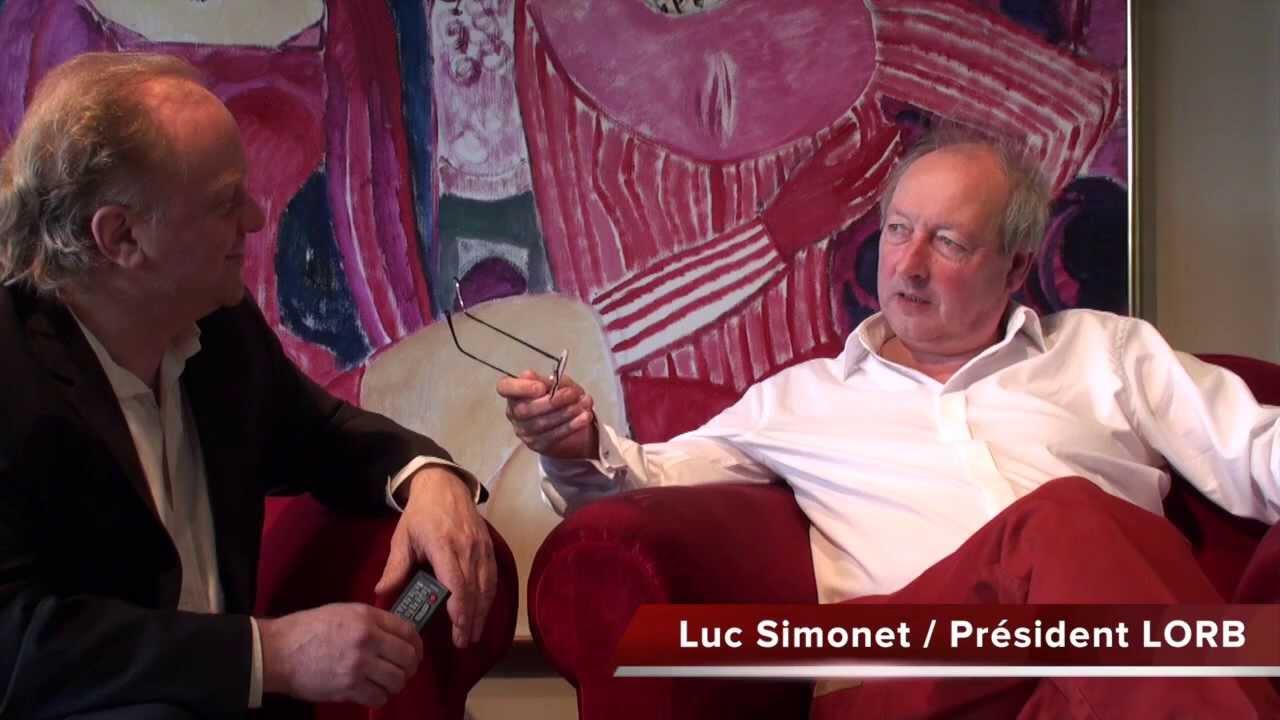Optimistan 13 Mai - Luc Simonet