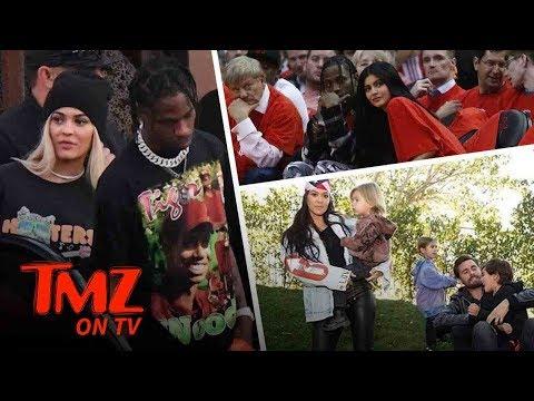 Kardashian Baby Daddy Issues!   TMZ TV