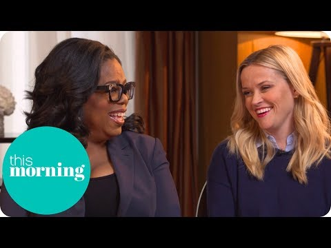 Oprah Winfrey Can Drink Reese Witherspoon Under the Table!   This Morning
