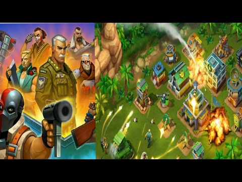 Army of Heroes revenge of the flamethrowers(attack players who raided your base using flamethrowers)