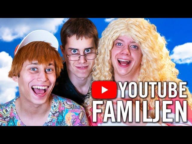 YouTube Familjen