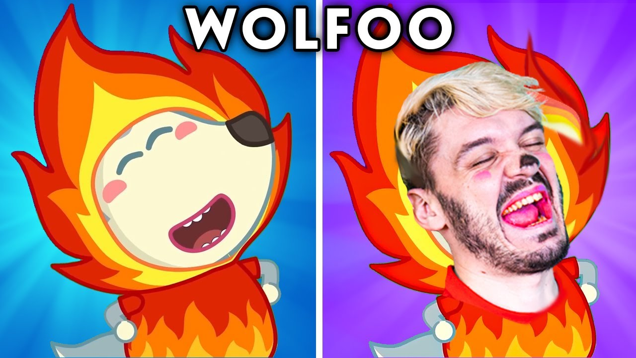 Download WOLFOO WITH ZERO BUDGET! - Wolfoo Make Fire   WOLFOO FUNNY ANIMATED PARODY