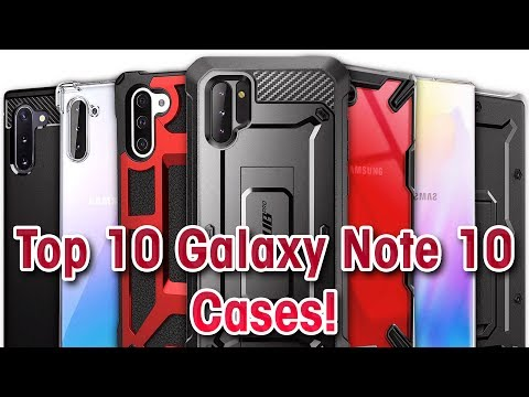 top-10-galaxy-note-10-cases!