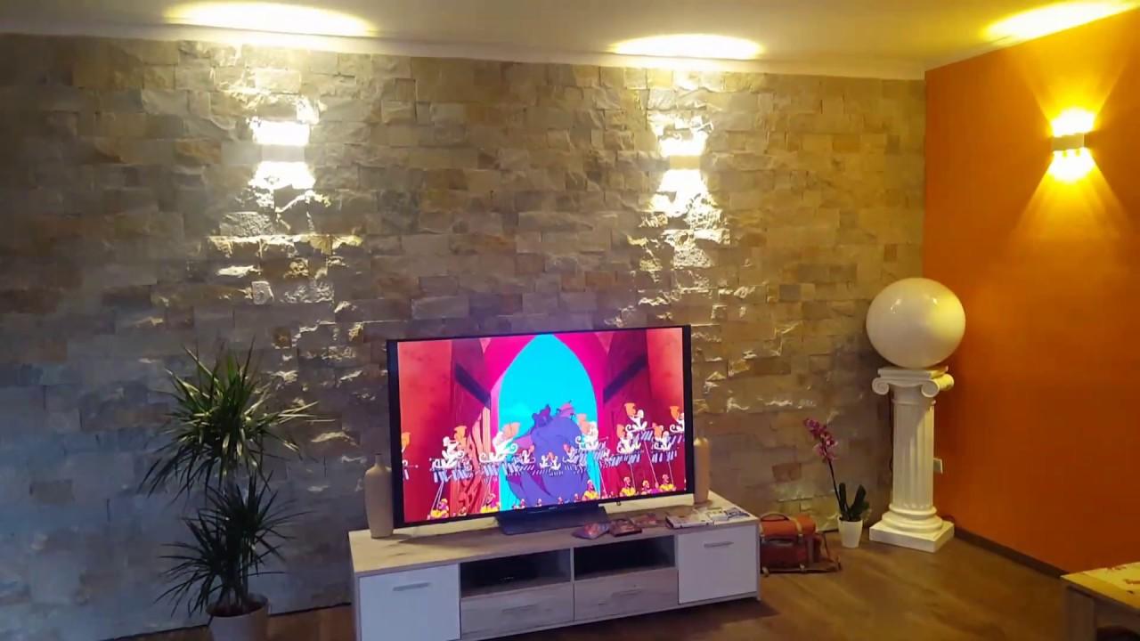 wohnung renovierung fertig mit 4k tv von sony bravia 65 luxus youtube. Black Bedroom Furniture Sets. Home Design Ideas