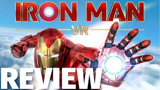 Iron Man VR Review - Strap in and Save the Day (Video Game Video Review)