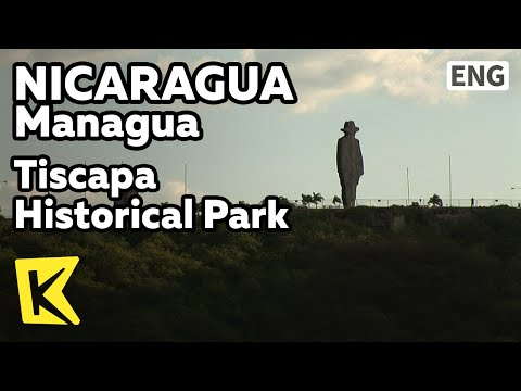 【K】Nicaragua Travel-Managua[니카라과 여행-마나과]티스카파 역사공원/Tiscapa National Historical Park/Sandino