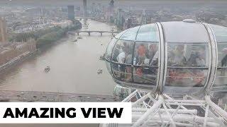 London Eye Live | Amazing View | Rambo | Sahiba | Lifestyle With Sahiba