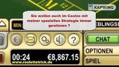 🥇 Roulette Jetzt Spielen 💰😁 Krasse Geheimer Roulette Trick 2020