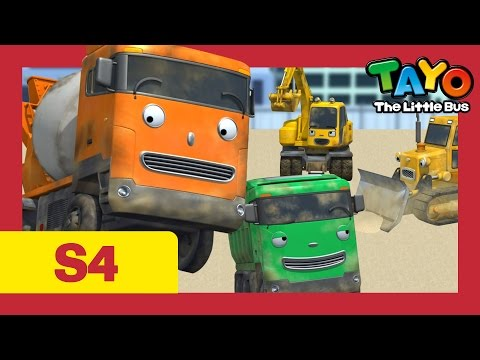 Thumbnail: ⭐Tayo S4 #06⭐ Chris wants recognition l Tayo the Little Bus l Season 4 Episode 6