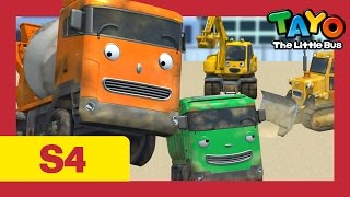 Tayo S4 #06 l Chris wants recognition l Tayo the Little Bus l Season 4 Episode 6