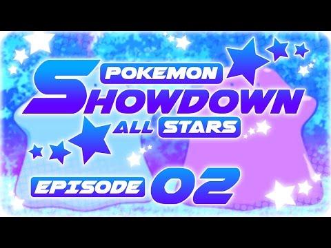 Randomized Pokemon Showdown Live! NU Showdown All Stars Episode 2: Copycat!