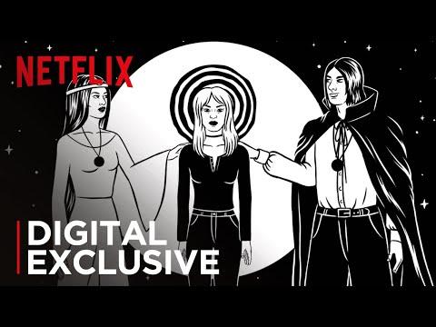 Chilling Adventures of Sabrina | Surviving Exam Hell | Netflix