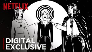 Chilling Adventures of Sabrina | Surviving Exam Hell | Netflix