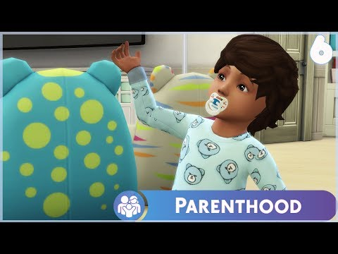 The Sims 4 | Parenthood | Part 6 | VOLUNTEERING!