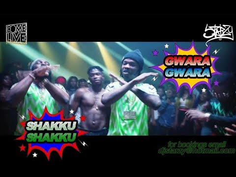 NEW Video Mix!!! Best Afrobeats Cub Bangers Vol 6 2018 mixed by DJ Starzy