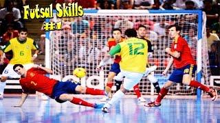 Dribles Humilhantes do Futsal ★ Parte 1 ★ Futsal Skills / #1