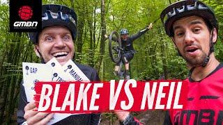 Game Of Cards Volume 2 | Neil & Blake Presenter Challenge
