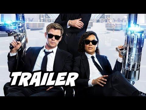 Men In Black International Trailer – Thor Avengers Easter Eggs Breakdown