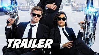 Men In Black International Trailer - Thor Avengers Easter Eggs Breakdown