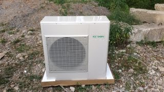 Обзор теплового насоса воздух - вода CHOFU (чофу)
