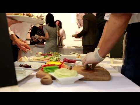 U.N. Republic of Korea - Evening of Korean food mp4