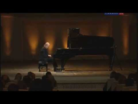 Valery Afanassiev plays Schubert Drei Klavierstücke D. 946 - video 2013