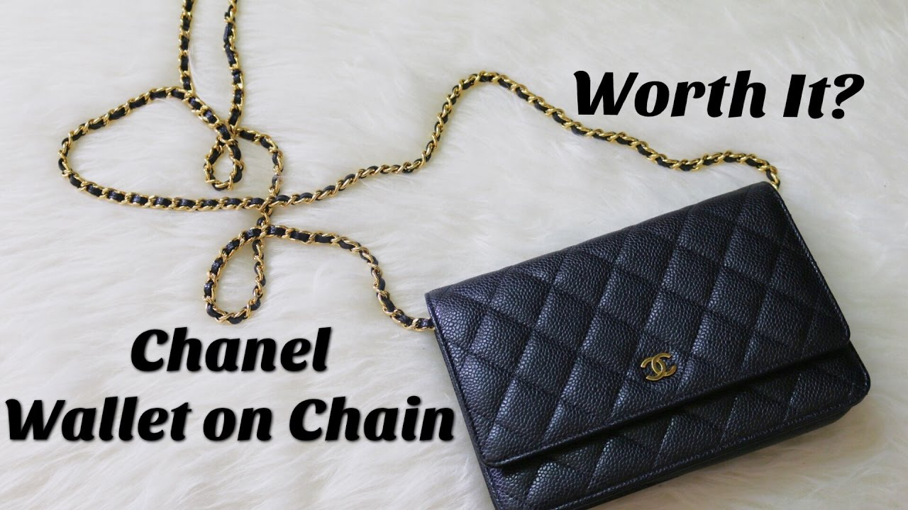 link chains pendent rstkd cuban chanel products multi vintage heavy chain
