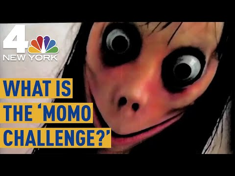 What is the &39;Momo Challenge?&39; Viral Hoax Is Scaring Children  NBC New York