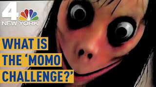 What is the 'Momo Challenge?' Viral Hoax Is Scaring Children | NBC New York