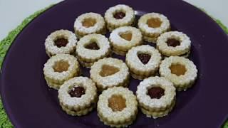 Marmelatlı Bademli Kurabiye Tarifi, & 6 Hafta tazeliğini koruyan kurabiye nasıl yapılır?