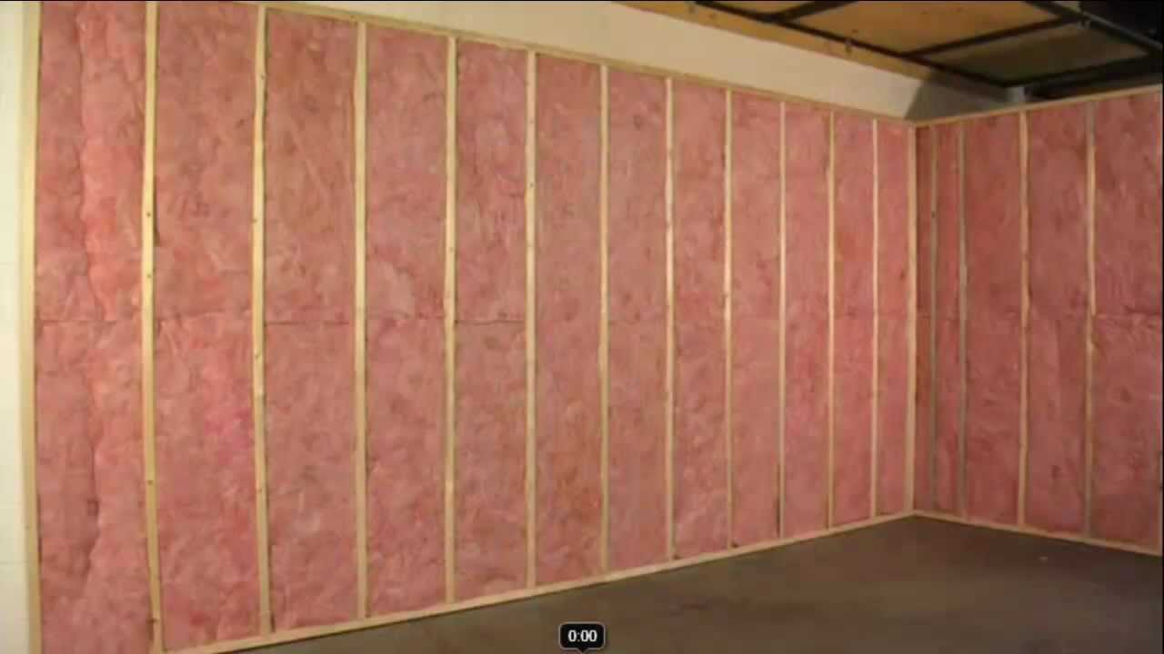 Drywall lima construcci n como instalar lana de vidrio youtube - Material aislante para paredes ...