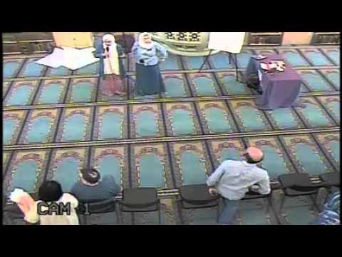 Islamaphobia, Sis. Noha Alshugairi 02/14/16 (Aim Academy)