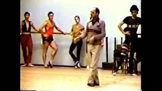 Уроки классического танца Юлия Плахта. Одесса 1987 год