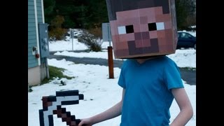 Fall Out Boy MINECRAFT PARODY ~ Rucka Rucka Ali