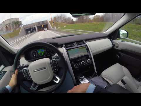 2018 Land Rover Discovery TDV6 SWB HSE Luxury - POV Review