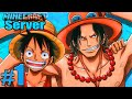 Gambar cover Minecraft One Piece Server Episode 1: Let The Journey Begin!   One Piece Mod