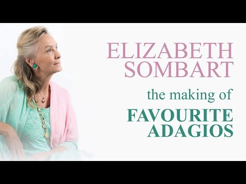 "Adagio by Mozart, Piano Concerto No.23 - from ""Favourite Adagios"" by Elizabeth Sombart"