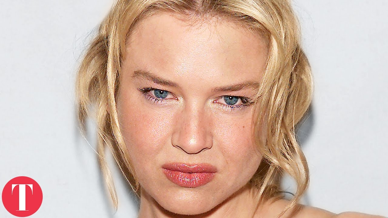 The Tragic Life Of Renee Zellweger