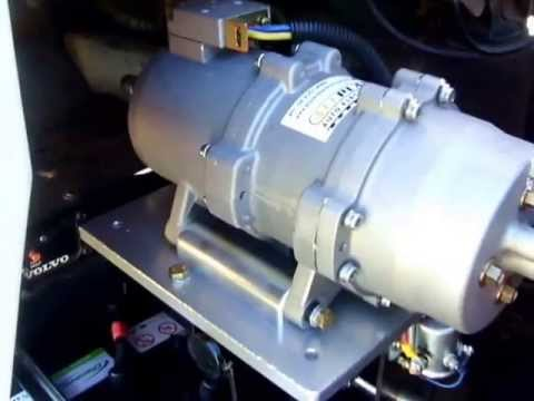 Sleeper Cab Air Conditioning Youtube