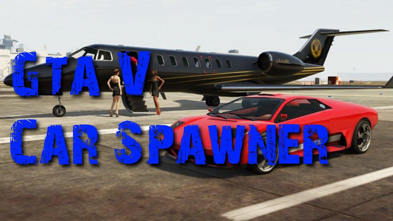 Add On Car Spawner Gta V