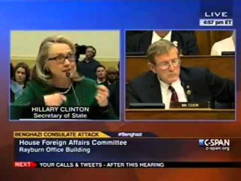 Clinton Refers to 'Argo' in Explaining Benghazi