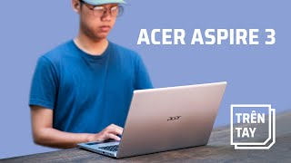 Trải nghiệm Acer Aspire 3 A315-23G
