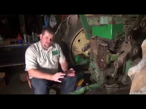 PTO Clutch Repair