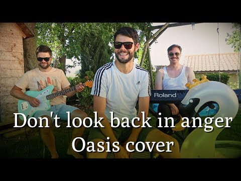 Don't Look Back In Anger (Oasis Cover) - SweetGeorgieBrown And Friends
