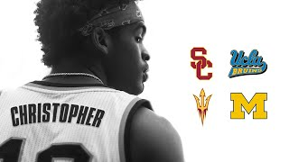Josh Christopher - College Announcement