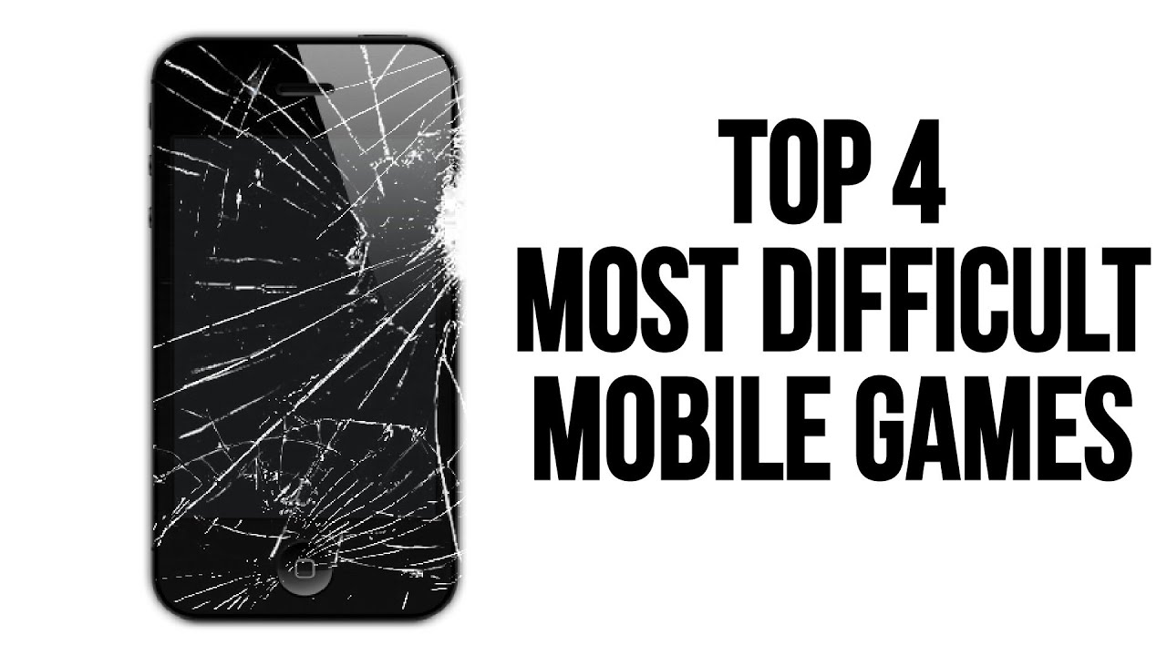 Top 4 Most Difficult Games 2014 - Android & iOS - YouTube