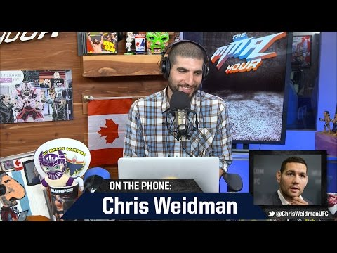 Chris Weidman Looking at Neck Surgery in the Next Week or Two, Still Expects to Fight at MSG