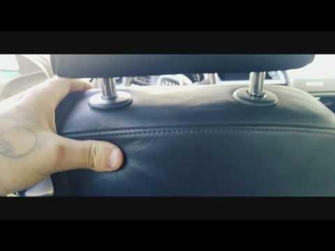 Enlever Les Appuies Têtes éléctrique Sur Audi A5
