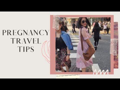 Pregnancy Travel Tips | Pregnancy Journey ep.2 | VLOG