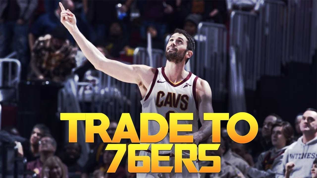 76ERS TRADING FOR KEVIN LOVE IF KAWHI LEONARD TRADE ISNT MADE? NBA Trade  Rumors/Free Agency Talk!